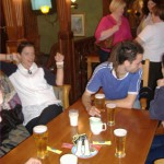 Arrivati - prima tappa irish pub